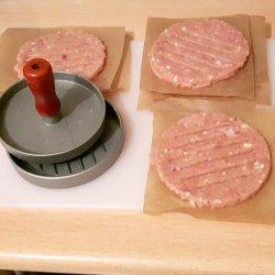 Hamburgers de carnes mistas
